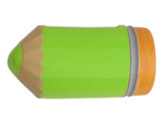 Kinkiet dziecięcy KREDKA zielony 5344 Cleoni