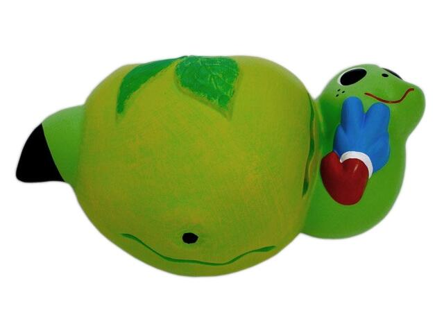 Kinkiet dziecięcy GLISTA zielony 5404 Cleoni