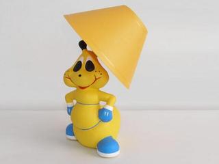 Lampa dziecięca stojąca MRÓWKA żółta 5438 Cleoni