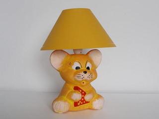 Lampa dziecięca stojąca MYSZKA 5467 Cleoni