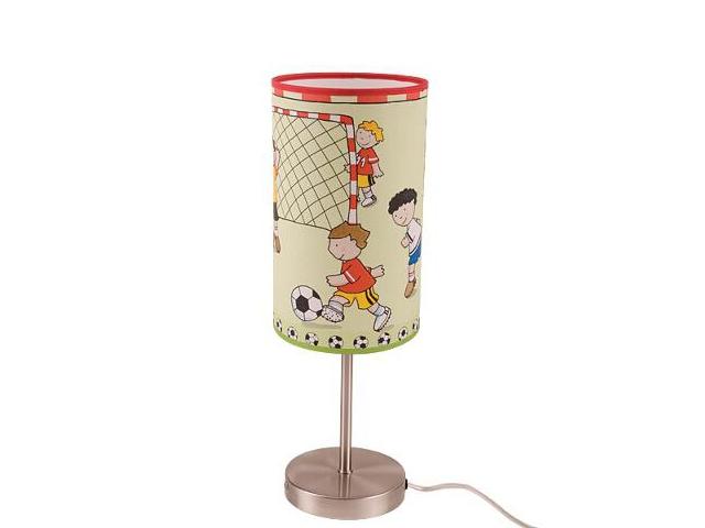 Lampa dziecięca stojąca Football 1xE14 60W 7502040 Spot-light