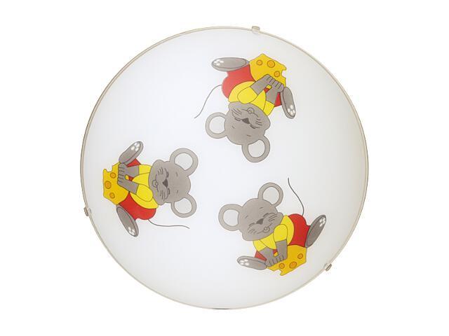 Kinkiet dziecięcy Mouse 2xE27 60W 4134040 Spot-light