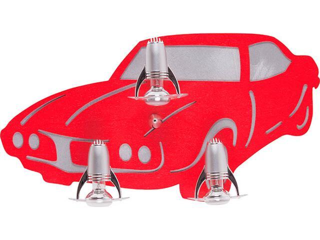 Kinkiet dziecięcy AUTO III red 4056 Nowodvorski