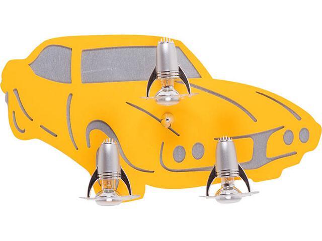 Kinkiet dziecięcy AUTO III yellow 4057 Nowodvorski