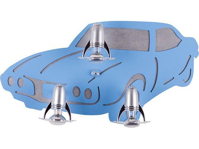 Kinkiet dziecięcy AUTO III blue 4058 Nowodvorski