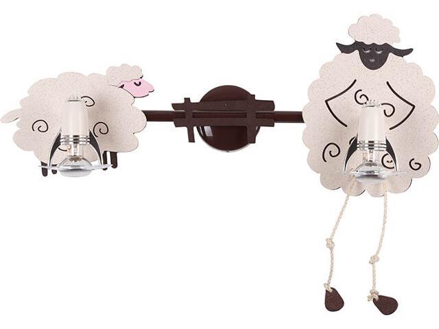 Kinkiet dziecięcy SHEEP II 4074 Nowodvorski