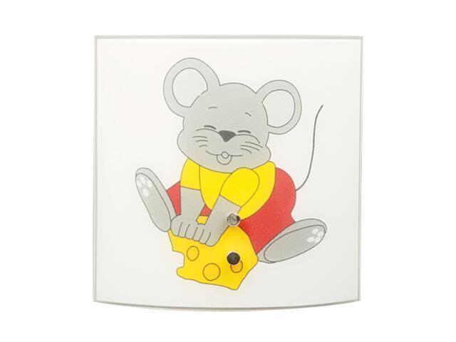 Kinkiet dziecięcy Mouse 1xE14 60W 4130140 Spot-light
