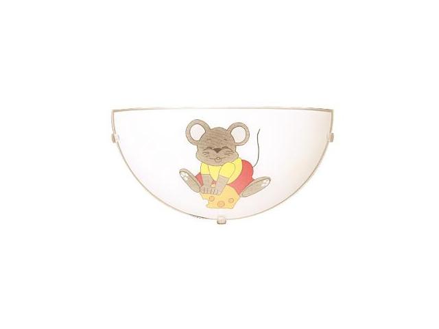 Kinkiet dziecięcy Mouse 1xE27 60W 4131540 Spot-light