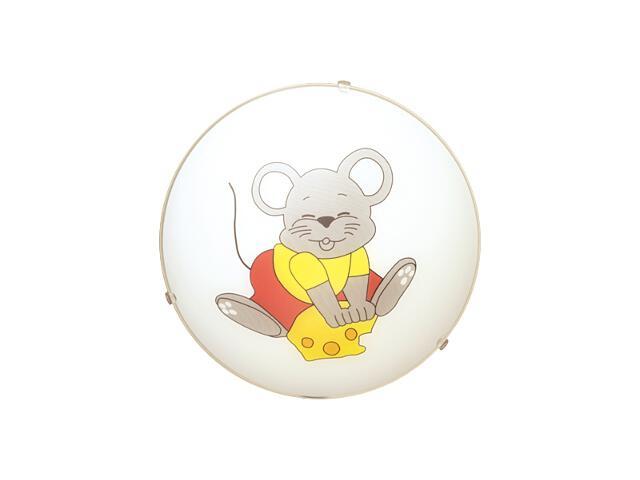 Kinkiet dziecięcy Mouse 1xE27 60W 4133040 Spot-light