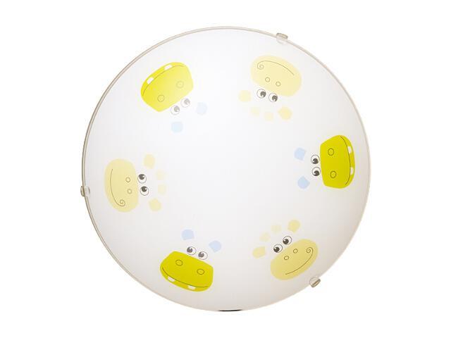 Kinkiet dziecięcy Hippo 2xE27 60W 4144040 Spot-light