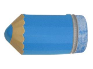 Kinkiet dziecięcy KREDKA niebieski 5343 Cleoni