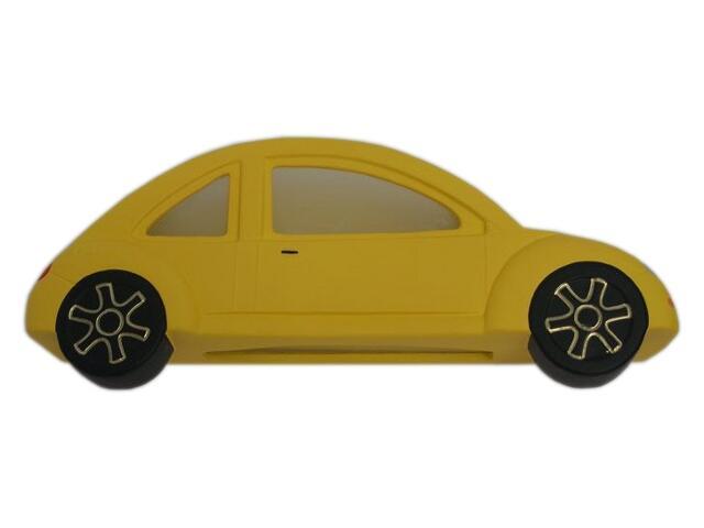 Kinkiet dziecięcy GARBUSEK żółty 5407 Cleoni