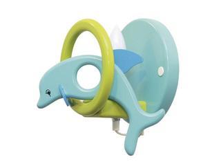 Kinkiet dziecięcy Delfin 0402.07 niebiesko-turkusowy Klik