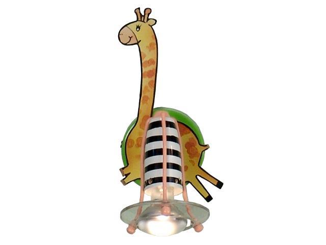 Kinkiet dziecięcy Zoo 1xE14 R39 40W 50010-1 Reality
