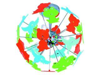 Plafon dziecięcy Lilu 3xE14 40W 606700317 Reality