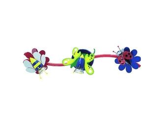 Plafon dziecięcy Funny Friends 3xGU10 50W 55403-3 Reality