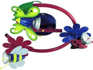 Plafon dziecięcy Funny Friends 3xGU10 50W 55405-3 Reality