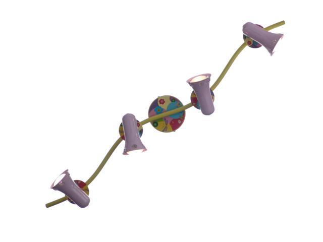 Plafon dziecięcy Starline 4xE14 40W 50030-4 Reality
