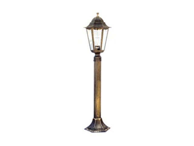Lampa ogrodowa stojąca ESTA GARDEN 100W E27 100cm 6101-E stare złoto ANS