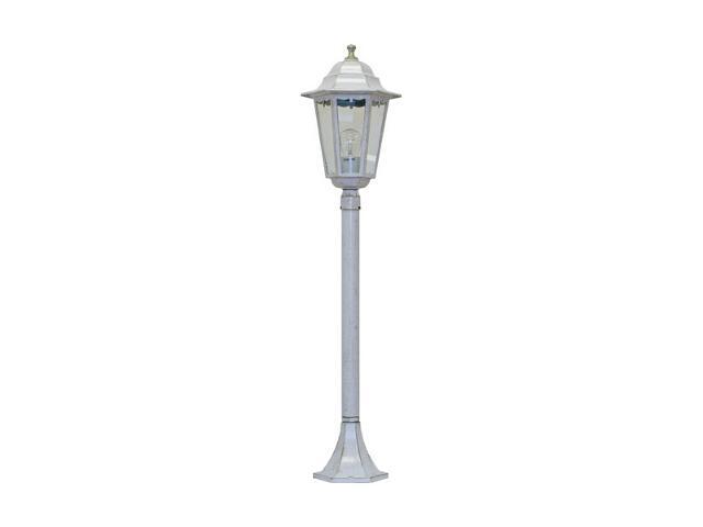 Lampa ogrodowa stojąca Esta biało-złota 100 W 1OR2315BIZ ANS