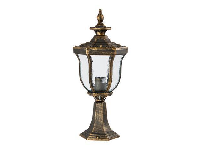 Lampa ogrodowa stojąca BATUMI GARDEN A028-PF stare złoto ANS