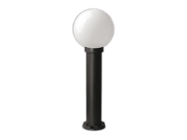 Lampa ogrodowa stojąca ASTER PLUS 600 60W E27 klosz mleczny 200mm gwint Sanneli Design