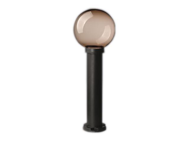 Lampa ogrodowa stojąca ASTER PLUS 600 60W E27 klosz podpalany 200mm gwint Sanneli Design