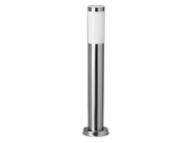 Lampa ogrodowa stojąca IRIS STEEL 1100 40W E27 Sanneli Design