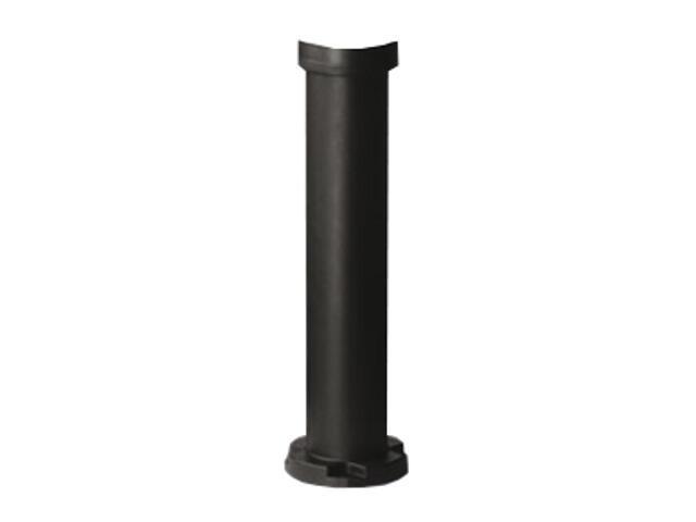 Lampa ogrodowa stojąca ASTER PLUS 400 noga czarna Sanneli Design