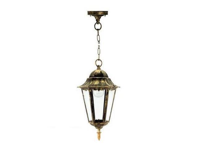 Lampa ogrodowa wisząca ESTA VERTICAL 100W E27 4305 stare złoto ANS