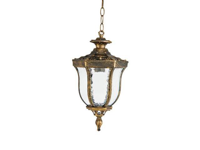Lampa ogrodowa wisząca BATUMI VERTICAL A028-H stare złoto ANS