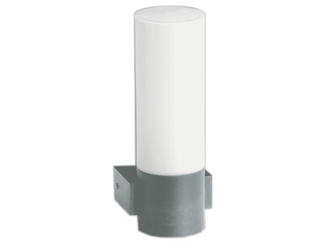 Kinkiet ogrodowy IRIS 40W E27 srebrny Sanneli Design