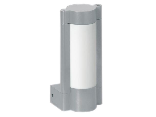 Kinkiet ogrodowy TULIP ALU 40W E27 srebrny Sanneli Design