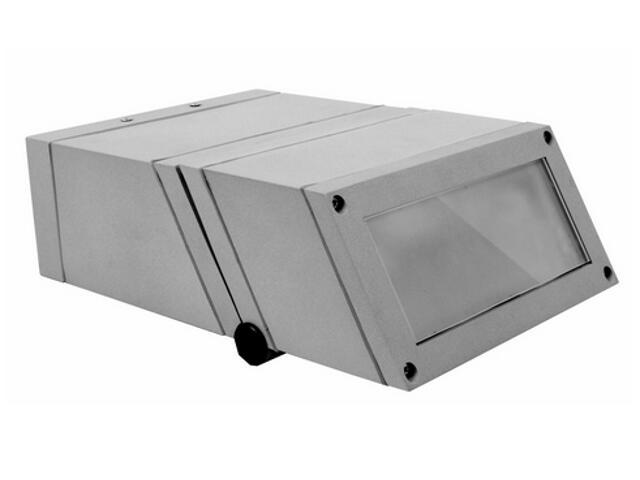 Kinkiet ogrodowy ARCTO CX ścienny 1x70W szary Elgo