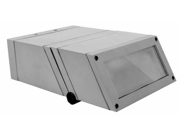 Kinkiet ogrodowy ARCTO CXM ścienny 1x70W szary Elgo