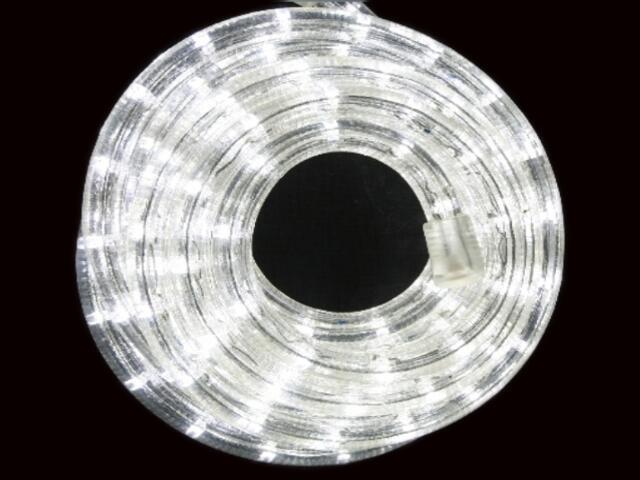 Wąż świetlny LED Rope Light diody białe 24szt/m MK Ilumination