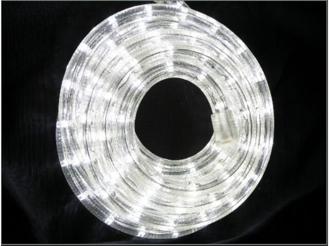 Wąż świetlny Roman Twisted żarówki białe 36szt/m MK Ilumination