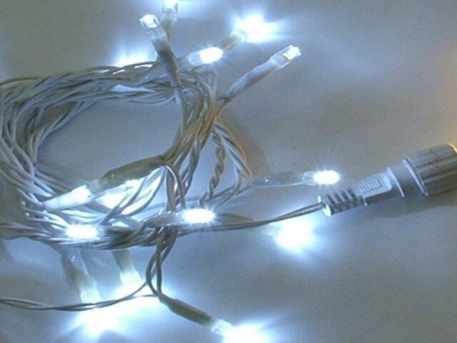 Girlanda świetlna LED DRAPE LITE 2m diody białe 300szt MK Ilumination