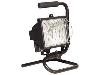 Lampa warsztatowa z kablem halogenowa ELIOT ZW3-L500P-B Kanlux