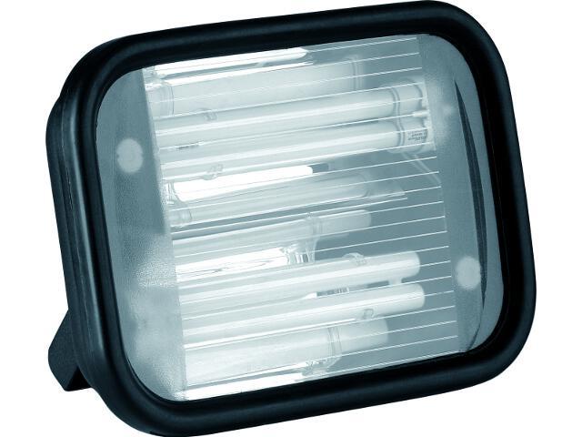 Lampa warsztatowa z kablem MAGNUM 36W 230V z gniazdem schuko Lena Lighting