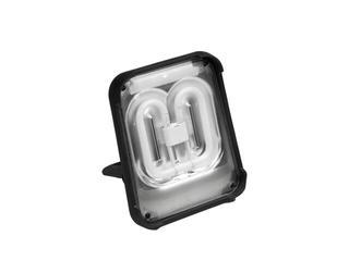 Lampa warsztatowa z kablem TAURUS 55W IP54 z gniazdami schuko z wyłącznikiem Lena Lighting