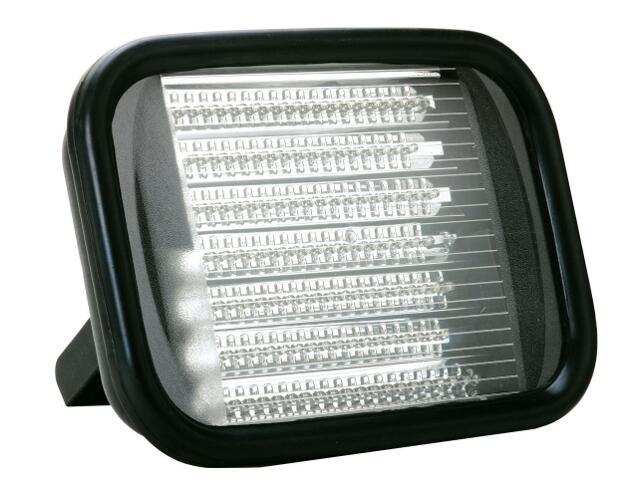 Lampa warsztatowa z kablem MAGNUM LED 127xLED 230V z gniazdem schuko Lena Lighting
