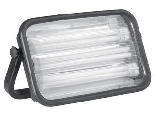 Lampa warsztatowa z kablem MAGNUM 108W 24V bez gn. z wtycz. CEE Lena Lighting