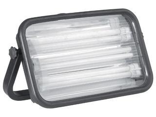 Lampa warsztatowa z kablem MAGNUM 108W 24V z wtyczką transformat. Lena Lighting