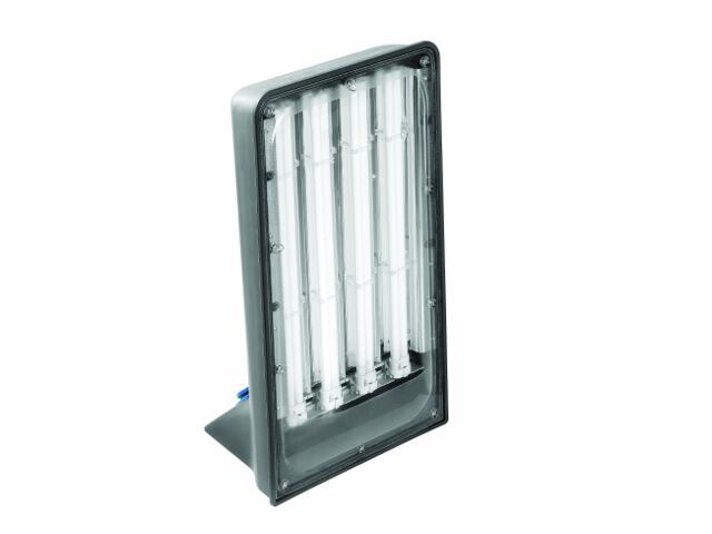 Lampa warsztatowa z kablem GIANT 2x80W 230V Lena Lighting