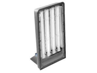 Lampa warsztatowa z kablem GIANT 4x80W 230V Lena Lighting