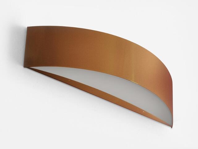 Kinkiet CARINA 40 antyczne złoto 1158K1103. Cleoni