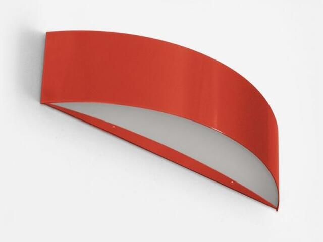 Kinkiet CARINA 50 czerwony połysk 1158K2110. Cleoni