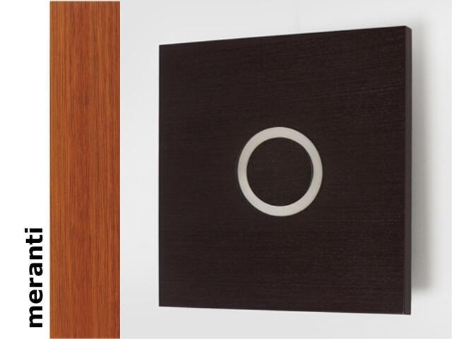 Kinkiet OBRAZ OKO symetryczne średni meranti 3160D203. Cleoni