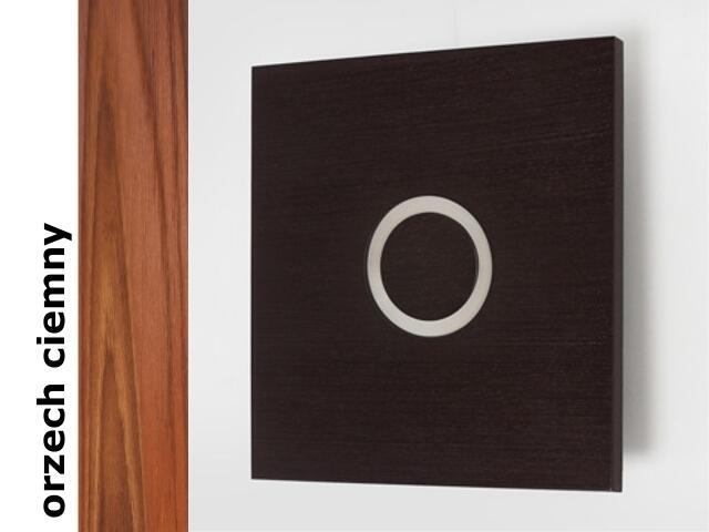 Kinkiet OBRAZ OKO symetryczne duży orzech ciemny 3200D209. Cleoni
